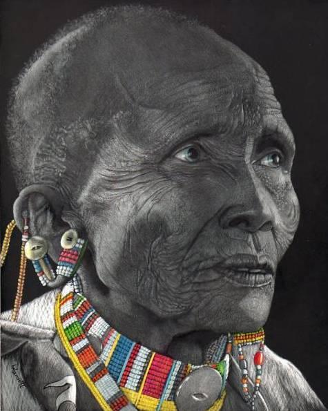 Masai Grannie